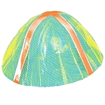 Occunomix V896-FBY Hi Viz Full Brim Hh Cover:Yell