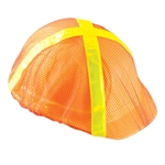 Occunomix V896-RO Hi Viz Regular Hh Cover:Orange