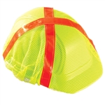 Occunomix V896-RY Hi Viz Regular Hh Cover:Yellow