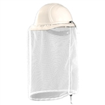 Occunomix V897 Insect Net: White