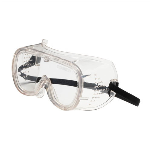 PIP 248-4400-300 440 Basic Direct Vent Goggles with Clear Body and Clear Lens