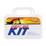 Protective Industrial Products 299-13290 - First Aid Kit - Plastic Box - Gasketed