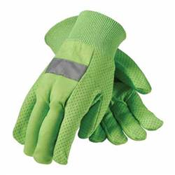 Protective Industrial Products 91-910PDL-R - Hand Protection - Fabric Work Gloves