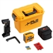 PLS 5009357 3-Point Red Laser Kit