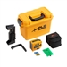 PLS 5009509 180G Green Laser Level Kit