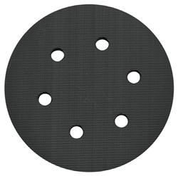 "Porter Cable 18001 - Porter Cable 6"", 6 Hole Hook and Loop Replacement Pad for 97366"