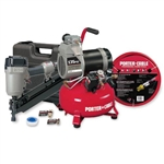 Porter Cable Cffc350C Clipped-Head Framing Nailer & Compressor Kit