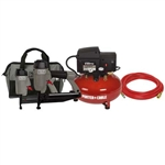 Porter Cable Cffn251N Two Nailer Compressor Combo Kit