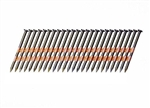 "PrimeSource GR301 21 Deg Plastic Strip Nails 3"" X .120"" Smooth Bright - 4,000 pcs"