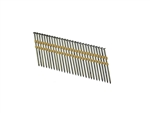 "PrimeSource GR3011M 21 Deg Plastic Strip Nails 3"" X .120"" Smooth Bright - 1,000 pcs"