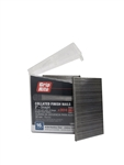 "PrimeSource MAXB64873 Stainless Steel 16 gauge Straight Finish Nails 2"" 304SS - 1,000 pc Belt Clip"