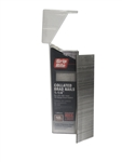 "PrimeSource MAXB64876 Stainless Steel 1 gauge Straight Brad Nails 1-1/4"" 304SS - 1,000 pc Belt Clip"