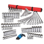 Proto J99571A Master Tool Set, General Purpose, 111 pcs.