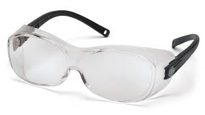 Pyramex S3510SJ Clear Lens OTS Glasses