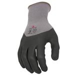Radians RWG12  Foam 3/4 Dipped Dotted Nitrile Gloves