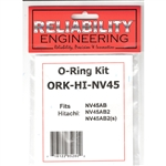 Reliability Engineering ORK-HI-NV45 O-ring Service Kit