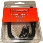 Reliability Engineering RE-SH001 Spring loaded rafter hook, Fits NR83A, NR83A2, NR83A(s), Black Color