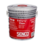 Senco 07M044Ptpdsp 7-16 in. 7G Light Metal Framing Screws