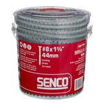 Senco 08D175W 8-Gauge 1-3/4 in. Collated Decking Screws 1,000 Pack