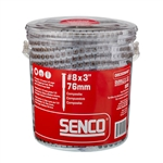 Senco 08S300W497 8G 3 in. Composite Decking Screws