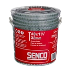 Senco 08T125W 8 Gauge 1 1-4 in. Collated Cement Board Screws