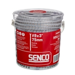 Senco 09D300S 9 Gauge 3 in. Decking To Wood Screws