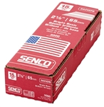 Senco DA15EABN 15 Gauge  1-1/4 in 34 Degree Angled Strip Finish Nails