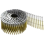 Senco EL23AGBH - .0915 x 2-1/4 Inch FRH Screw Shank Coil Siding Nails 3,600 Pack