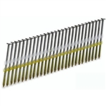 Senco GD25AABSN .113 x 2 1/2 inch Full Round Head Smooth Electro Galvanized Plastic Strip Nails