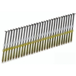 Senco KD27APBSN .131 x 3 in. Bright Basic Full Round Head Nails 4000 Count