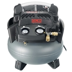 Senco PC1280 1 1/2 HP, 6 Gallon Pancake Air Compressor