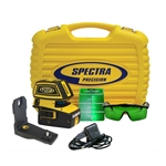 Spectra Precision LT52G High Visibility Point and Line Laser Tool