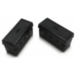 Stabila 20040 Type 70-A Black End Caps (2)