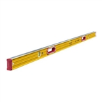 "Stabila 37472 - 72"" builder's level, High Strength Frame, Accuracy Certified Professional Level"