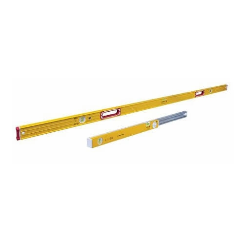 Stabila 37540 Type 196 Jamber Set 78 in. Level Plus Type 80 T Extendable Level (24 - 40 in.)