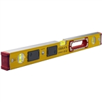Stabila 39324 24 in. Type 196-2 LED Lighted Level