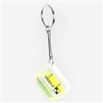 Stabila 76370 Mini Level Key Chain 10 Pack