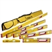 Stabila 48410 R-Beam 3 Piece Level Set