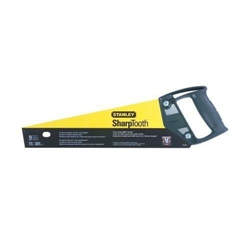 "Stanley Hand Tools 15-579 15"" SharpTooth Saw"