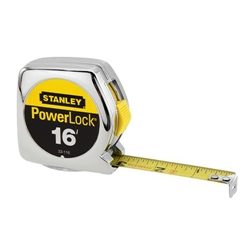 Stanley Hand Tools 33-116 16' Tape Rule