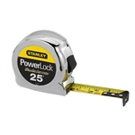 Stanley Hand Tools 33-525 25' Tape Rule PowerLock