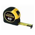 "Stanley 33-740L 40' x 1-1/4"" FATMAX Tape Rule"
