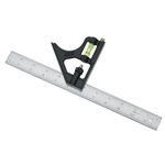 "Stanley Hand Tools 46-222 12"" Combination Square"