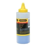 Stanley Hand Tools 47-803 8 oz. Blue Chalk