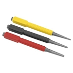 Stanley Hand Tools 58-930 3 Piece Nail Set