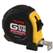 Tajima Hand Tools G-33/10MBW Features 33 ft. / 10 m x 1 inch wide steel tape with new Hyper-Coat blade coating