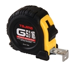 Tajima G-16/5MBW 16-Feet Steel Blade Tape Measure