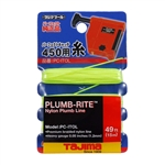 Tajima Hand Tools PC-ITOL Features OEM replacement plumb line for Plumb-Rite Series plumb bob setters and bobs