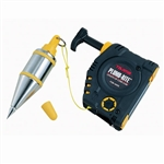 Tajima Hand Tools PZB-400GP Features Elastomer-wrapped universal plumb bob setter with commercial-grade 14 oz. bob