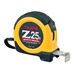 Tajima Hand Tools Z-25BW Features 25 ft. x 1 inch wide steel tape with a thick nylon coating